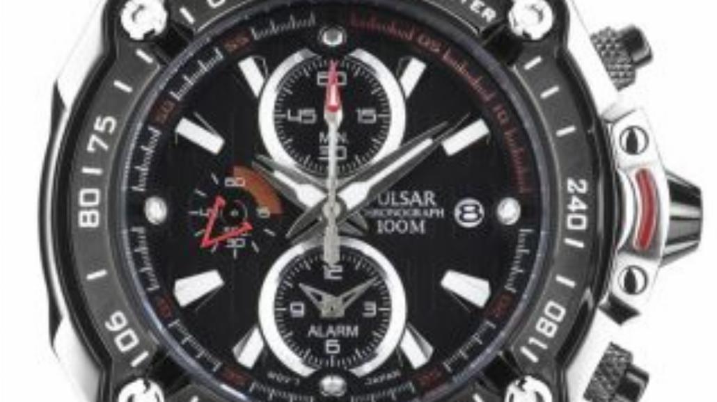 Rajdowy zegarek Pulsar Sahara