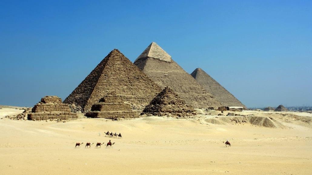 To pierwsze od XIX wieku odkrycie w obrÄ™bie kompleksu piramid w Gizie.