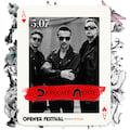 Depeche Mode zagrają na Open'er Festival 2018! - festiwal, Bruno Mars, Gorillaz