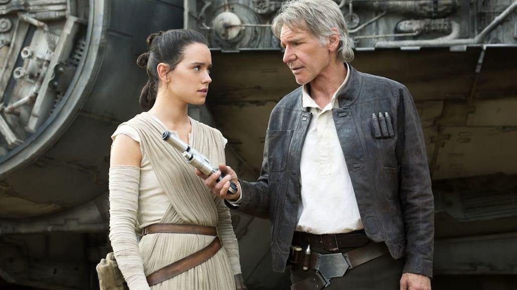 """""""Gwiezdne wojny: Przebudzenie mocy"""" wraca do kin"""