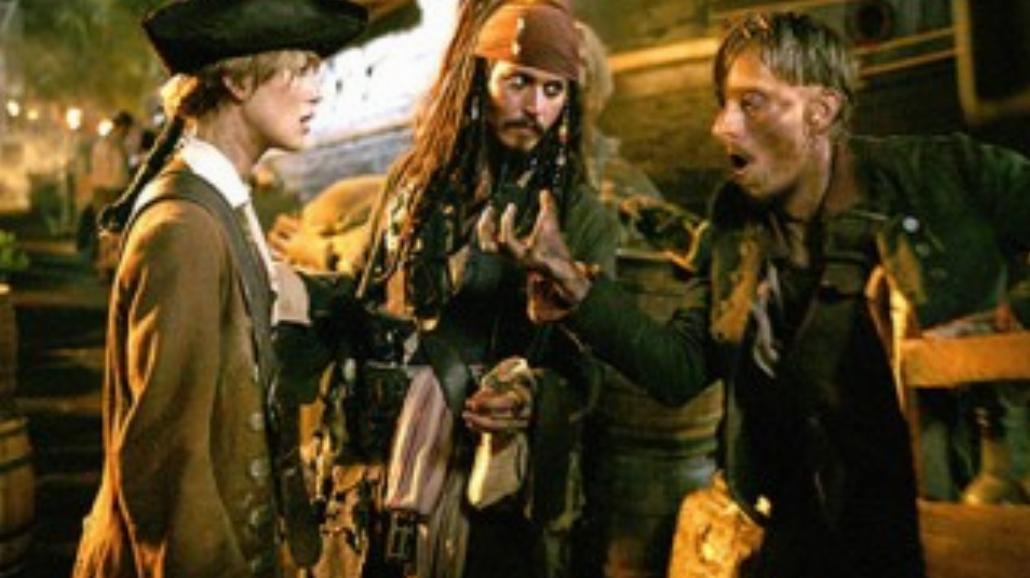 """Zobacz zwiastun najnowszych """"Piratów z Karaibów"""""""