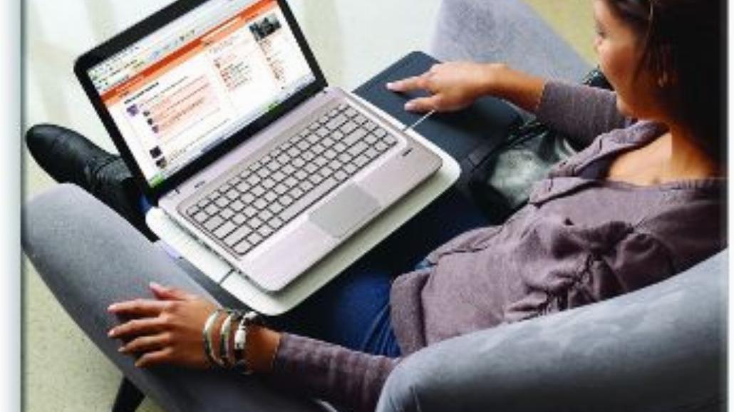 Nowa podstawka pod laptopa od Logitech