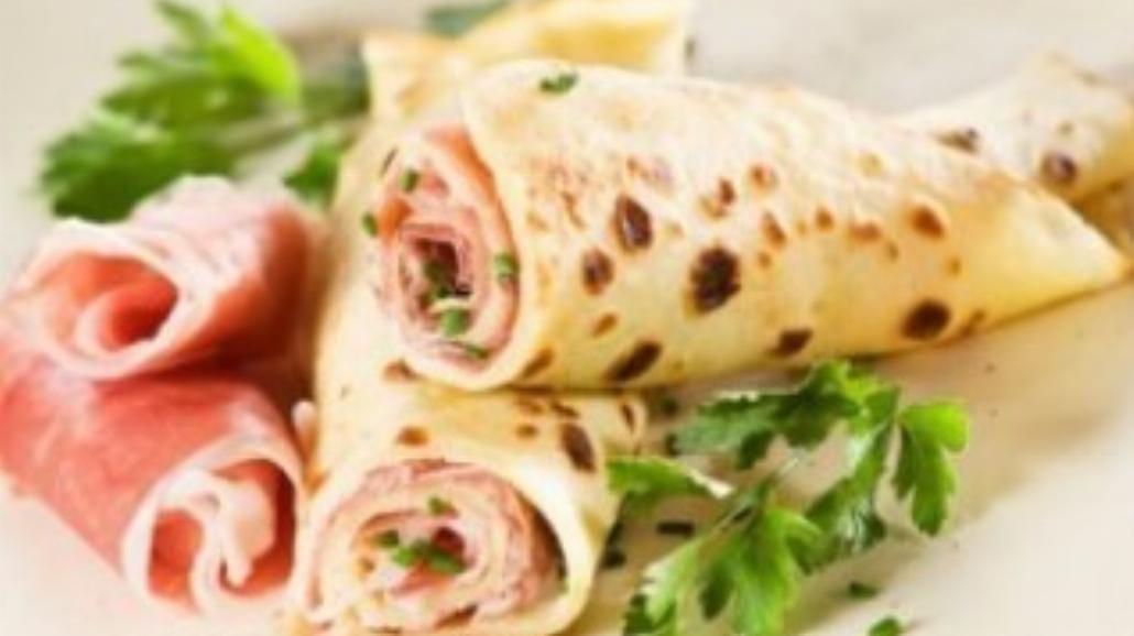 Naleśniki z mięsem - prosty przepis
