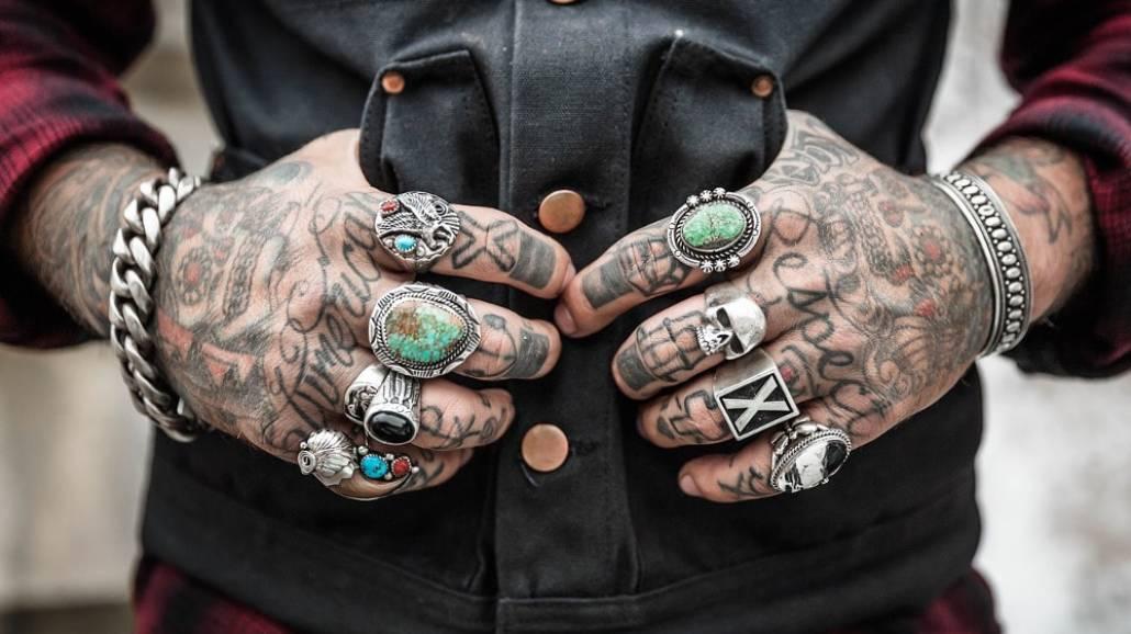 Zobacz najpopularniejsze wzory mÄ™skich tatuaÅźy!
