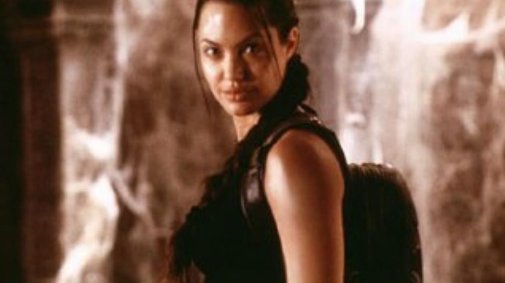 Angelina Jolie za stara do roli Lary Croft