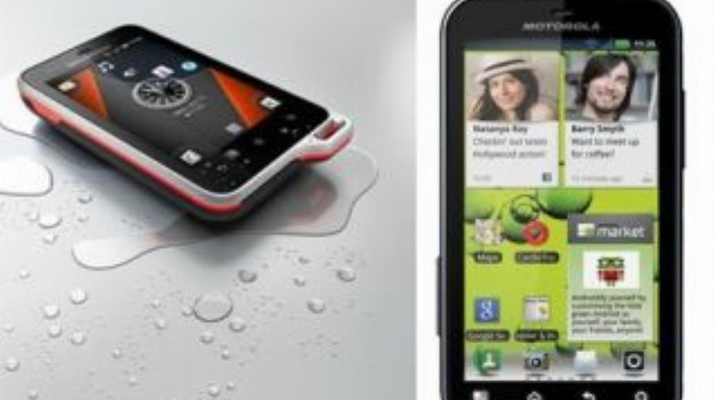 Sony Ericsson Xperia Active vs. Motorola Defy Plus