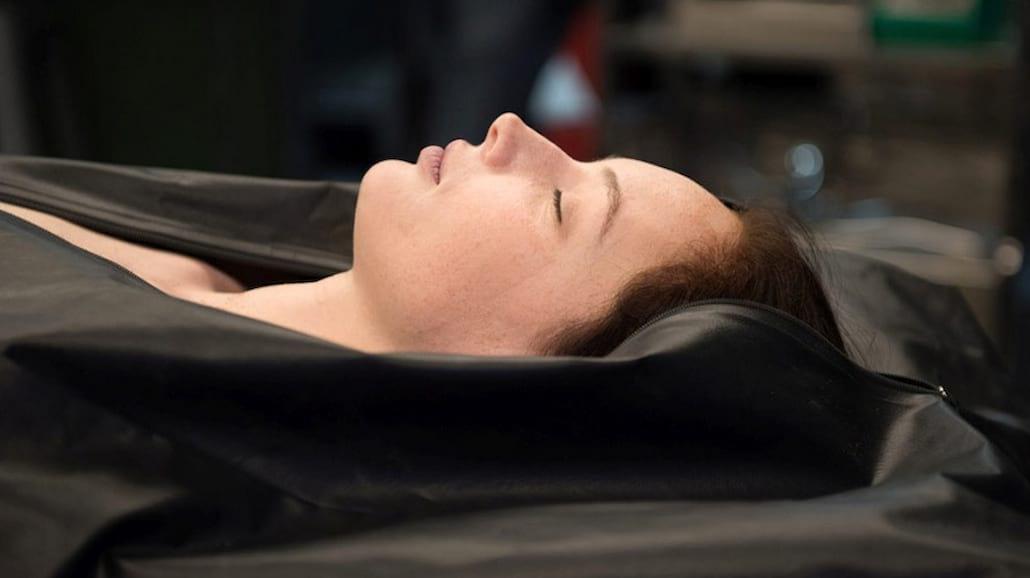 Autopsja Jane Doe - pomysłowy horror w trzech aktach [RECENZJA]