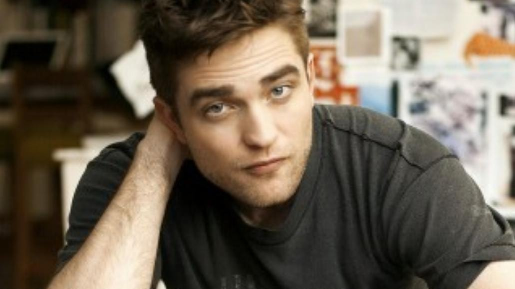 Robert Pattinson w nowym filmie