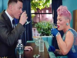 Pink i Channing Tatum razem w nowym klipie![WIDEO] - Beautiful Trauma, Channing Tatum, Channing Tatum Pink