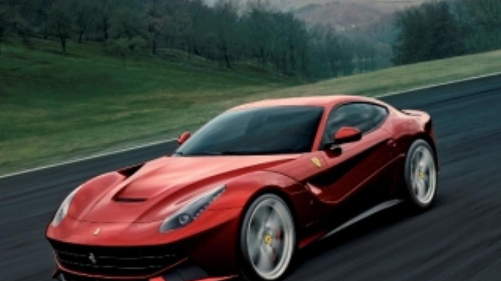 Nowe Ferrari. Coś wspaniałego!