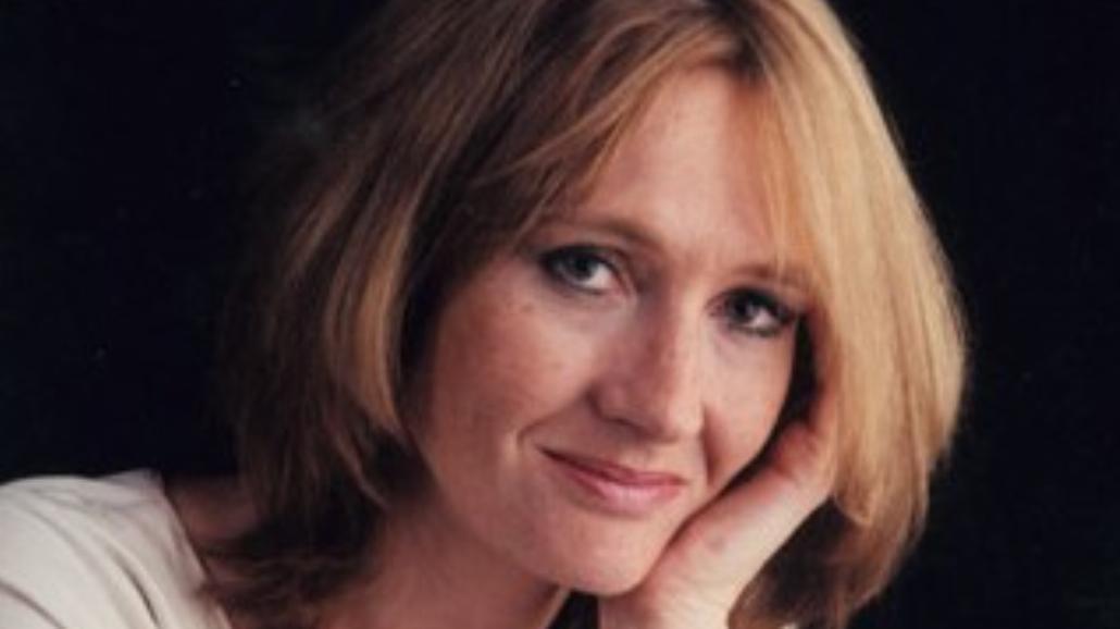 J.K. Rowling nadal pisze. Znamy jej pseudonim!