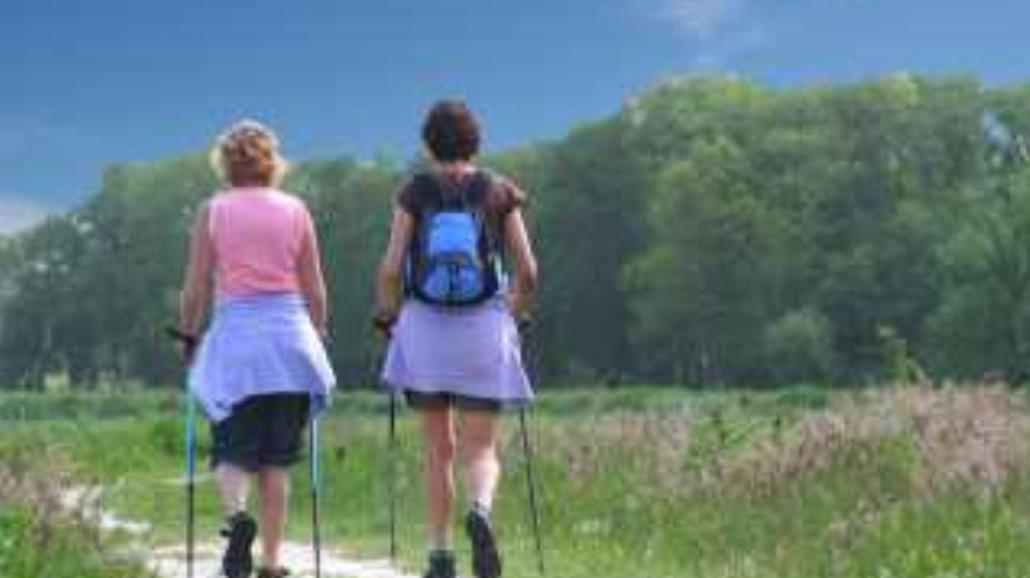 Nordic Walking jest trendy