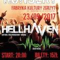 HellHaven już niebawem! - Fabryka Kultury Zgrzyt, Pronet Music, Mayday Rock Festival