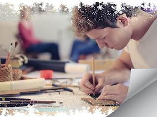 Spędź ferie z rysunkiem w Wyższej Szkole Technicznej! - ferie zimowe, czas wolny, kurs rysunku, warsztaty, zajęcia