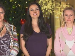 Złe mamuśki wracają z życzeniami na Dzień Matki [WIDEO] - Złe mamuśki 2, Mila Kunis, Kristen Bell, Kathryn Hahn