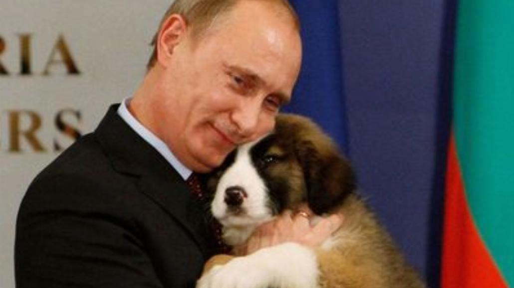 20 najbardziej kozackich zdjęć Władimira Putina