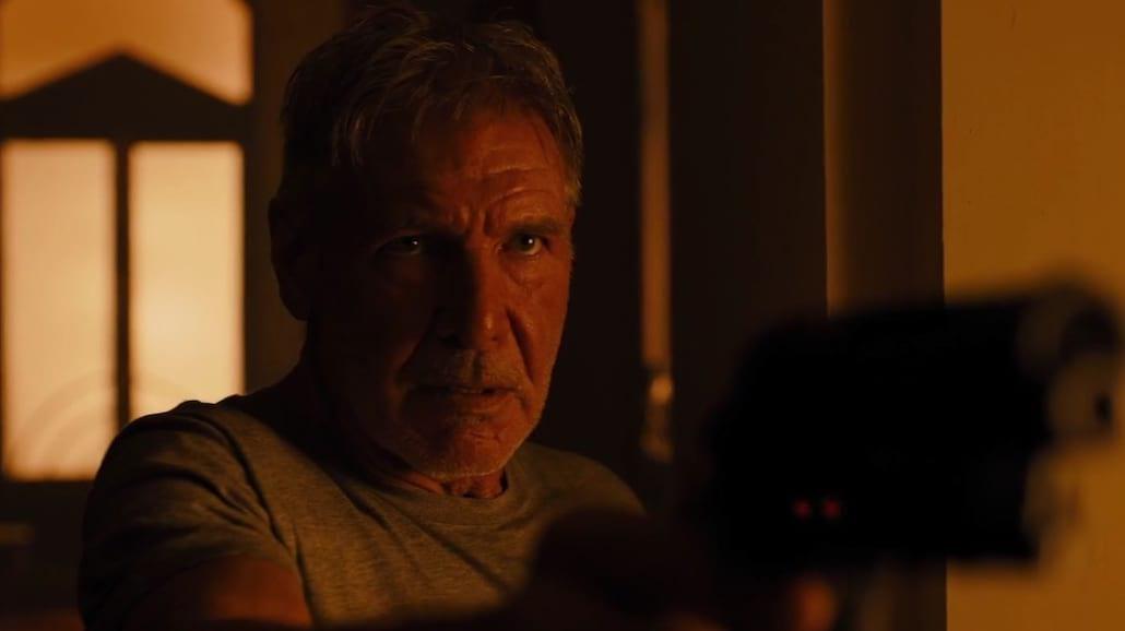"""Ryan Gosling i Harrison Ford w pierwszej zapowiedzi filmu """"Blade Runner 2049"""" [WIDEO]"""