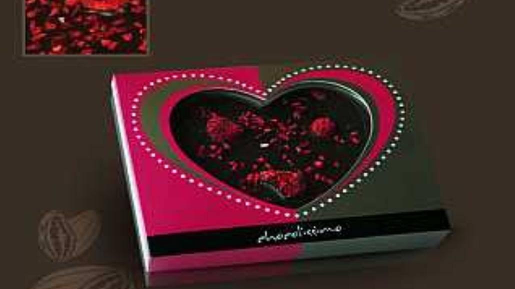 Miłość jest jak czekolada...