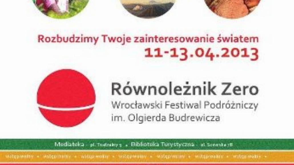 Wrocław: Festiwal dla ludzi ciekawych świata