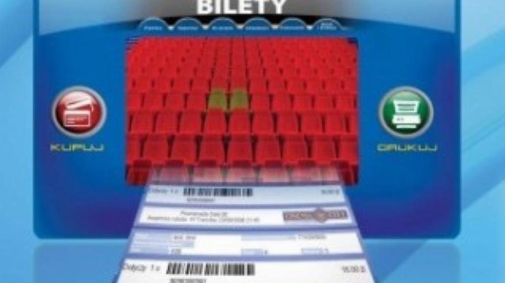 Bilety do kina bez wychodzenia z domu