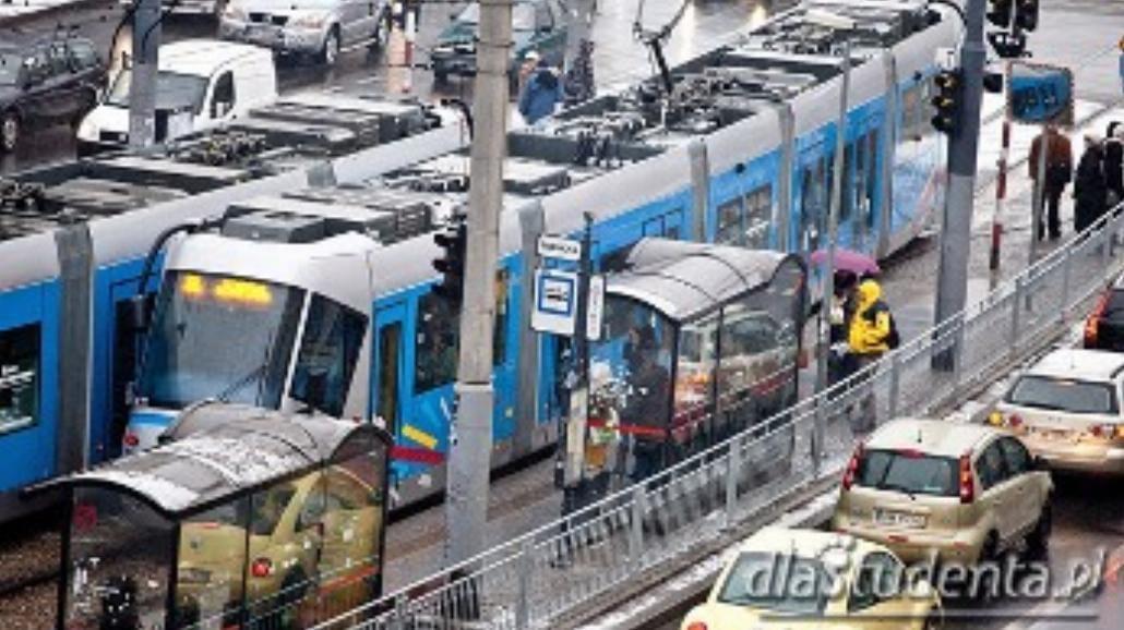 Trzy tramwaje pojadą inaczej