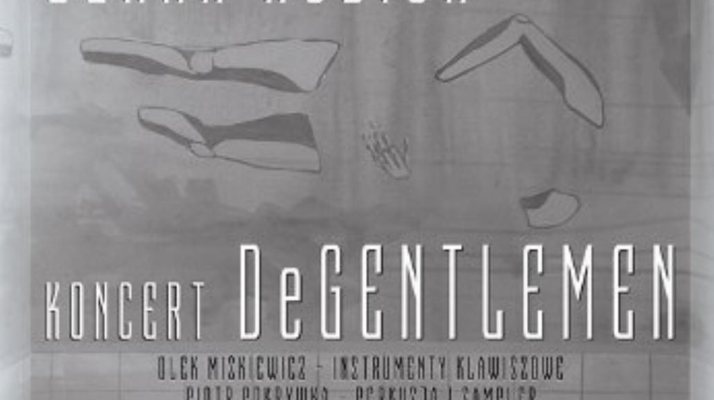 Wystawa Lenki Kubicy z koncertem deGENTELMEN