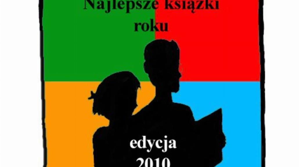 Prezentujemy najlepsze książki 2010 roku