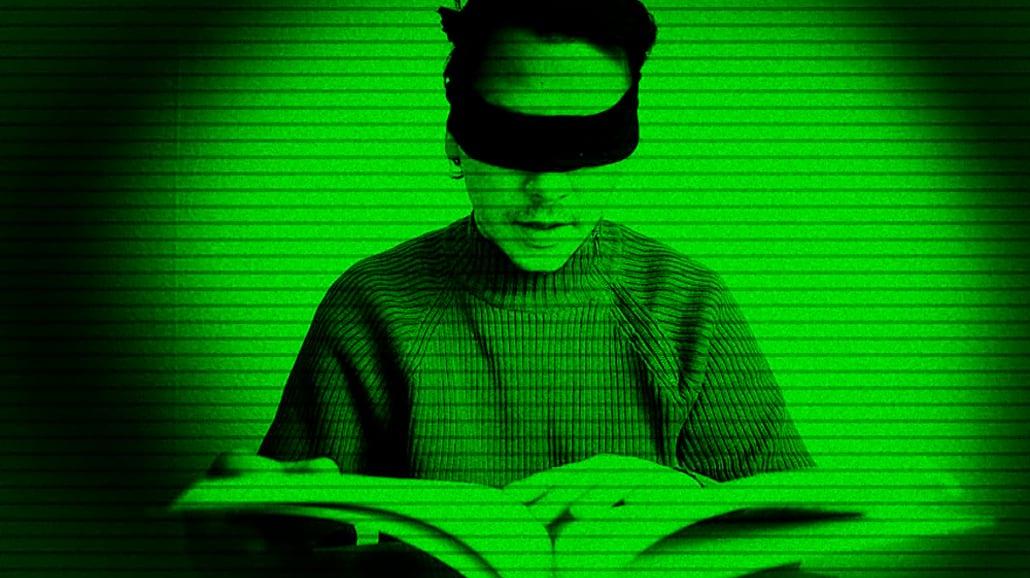 Czytanie w ciemnoÅ›ciach