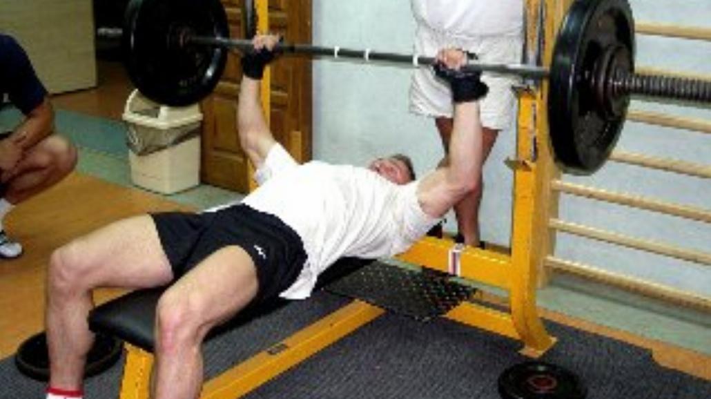 100 kg, czyli trening na klatkę piersiową