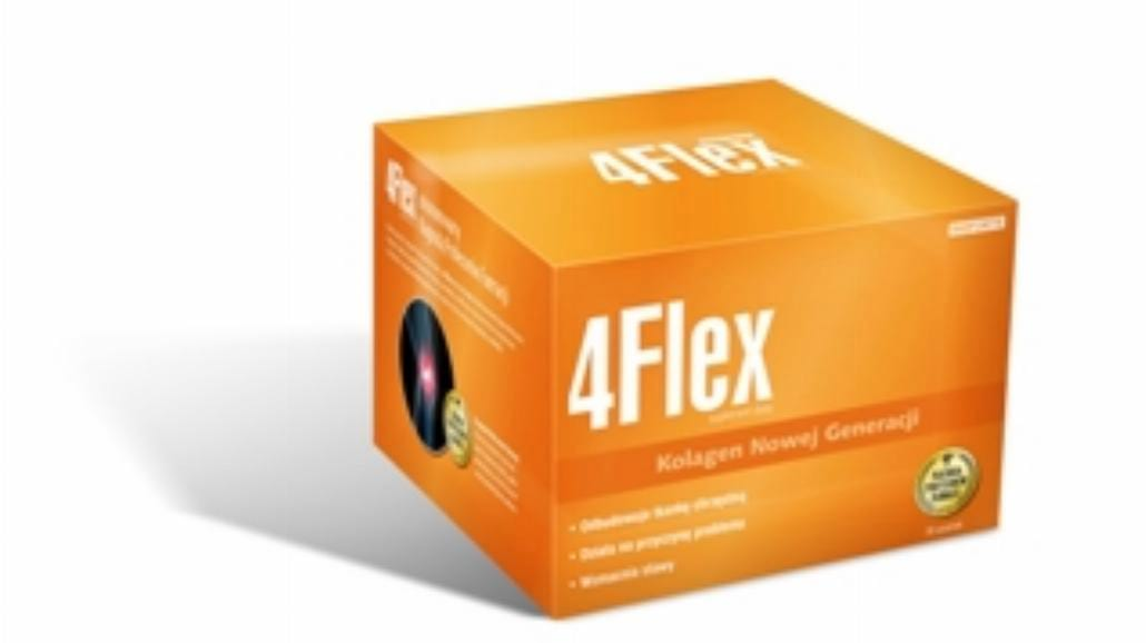 4FLEX – kolagen nowej generacji