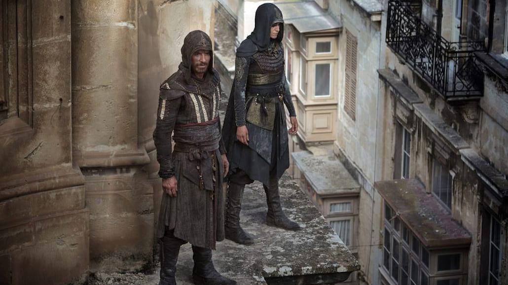Assassin's Creed - spektakularny upadek z wysoka [RECENZJA]