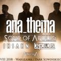 Anathema headlinerem drugiej edycji Prog In Park - Anathema, koncert w Warszawie, Knockout, Muzyka