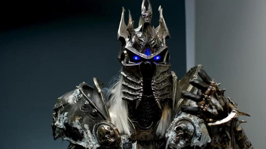 Blizzard promuje swÃłj nowy dodatek do karcianki