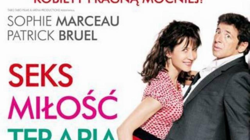 """""""Sex, miłość i terapia"""", czyli miłość po francusku"""