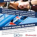 Ty też jesteś przedsiębiorcą!  Bezpłatne warsztaty dla studentów z Warszawy i województwa mazowieckiego