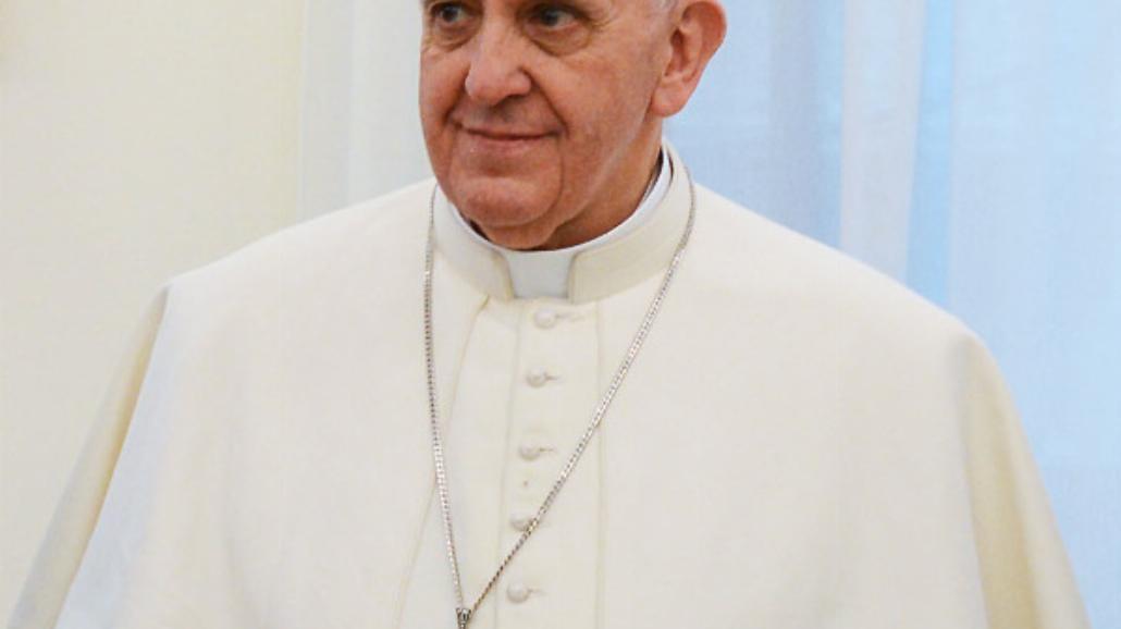 Nadchodzi nowa książka Papieża Franciszka