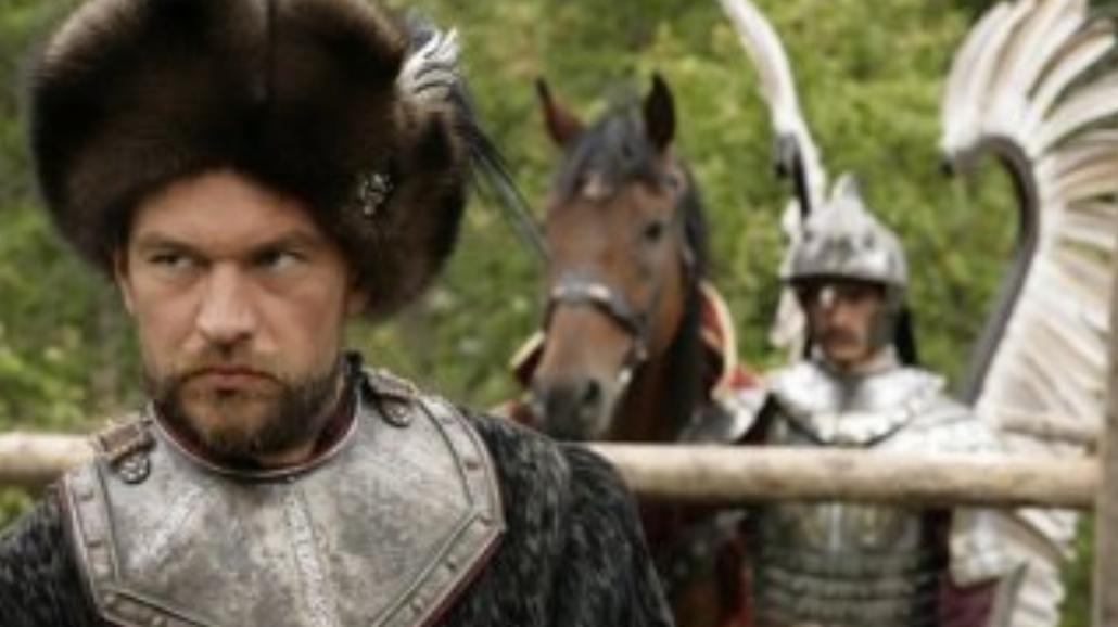 Żebrowski znów w rosyjskim filmie