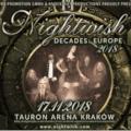 Nightwish zagra w Polsce w ramach europejskiego tournée - koncert, metal, Tauron Arena