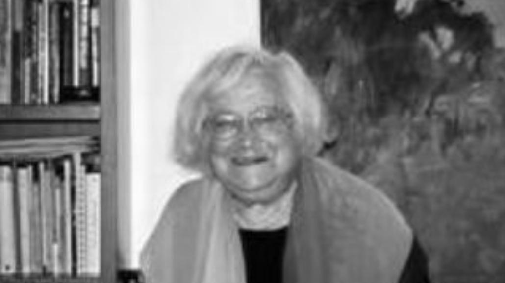 Zmarła słynna pisarka Ida Fink