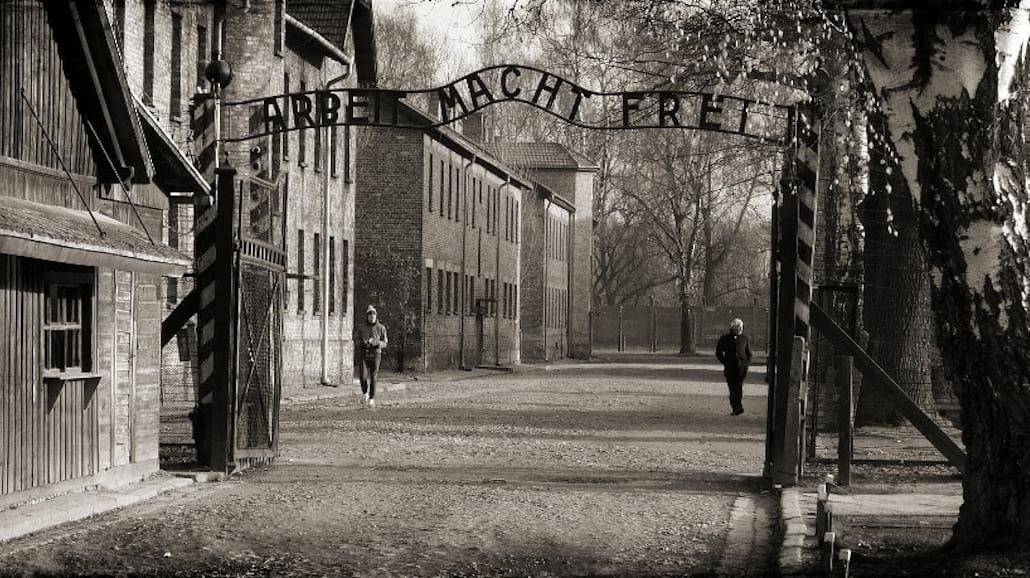 Studentka z Izraela okradła Auschwitz