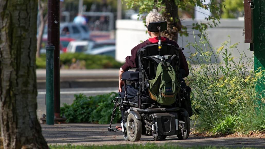 wÃłzek inwalidzki