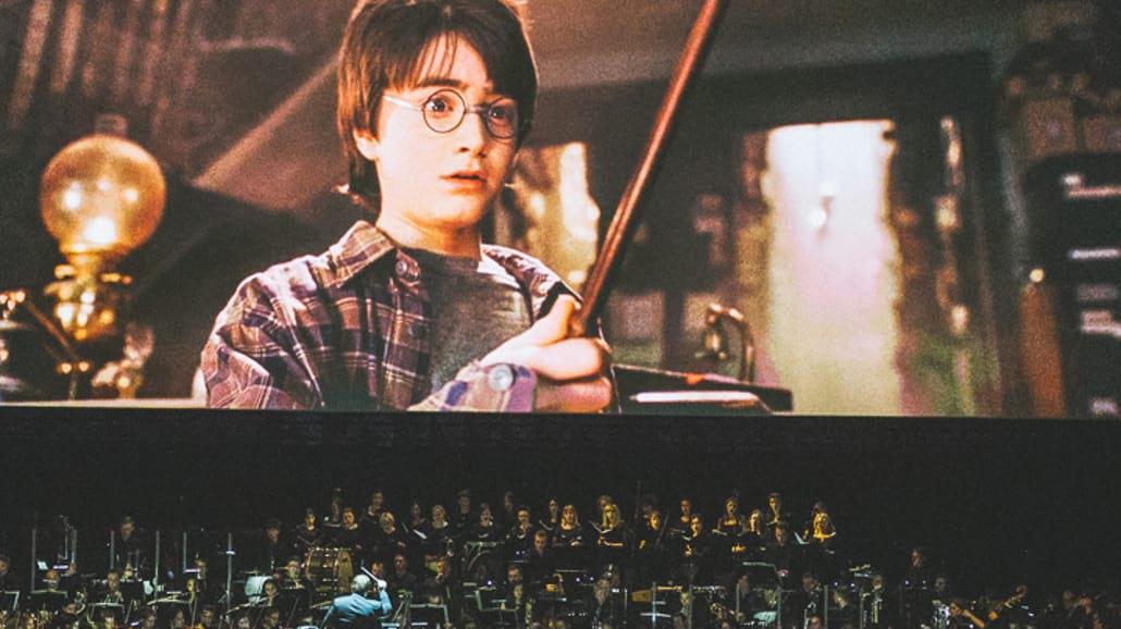Harry Potter in Concert - zobacz zdjęcia z koncertu! [FOTO]