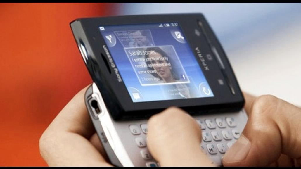 Test telefonu Sony Ericsson Xperia X10 Mini Pro