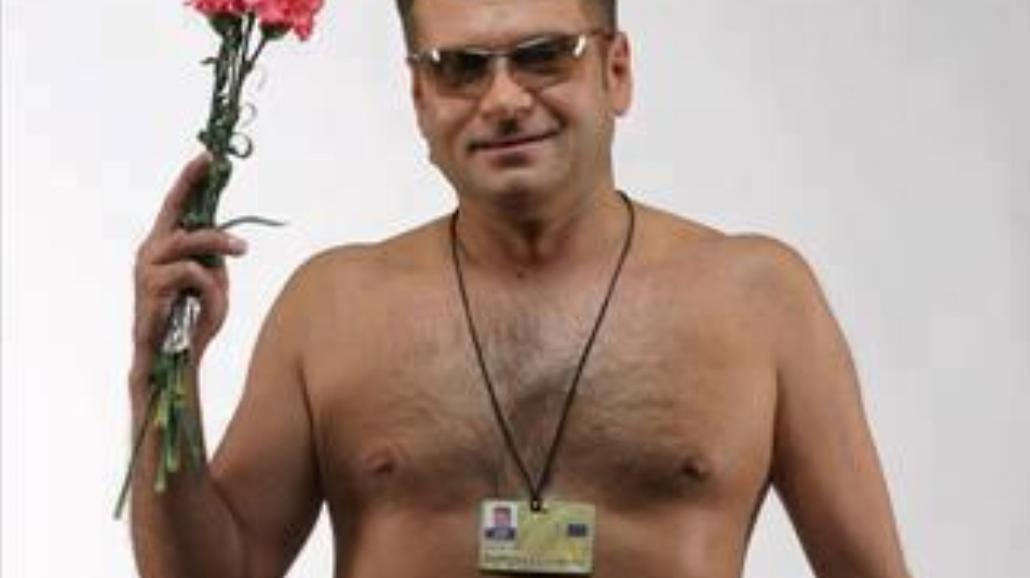 Krzysztof Rutkowski - człowiek z kwadratową głową