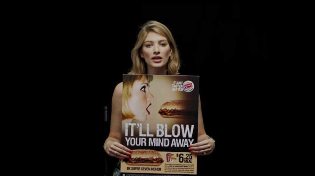 Zobacz poruszającą kampanię #WomenNotObjects!