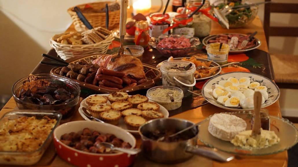 Co zrobić z resztkami jedzenia po świętach?