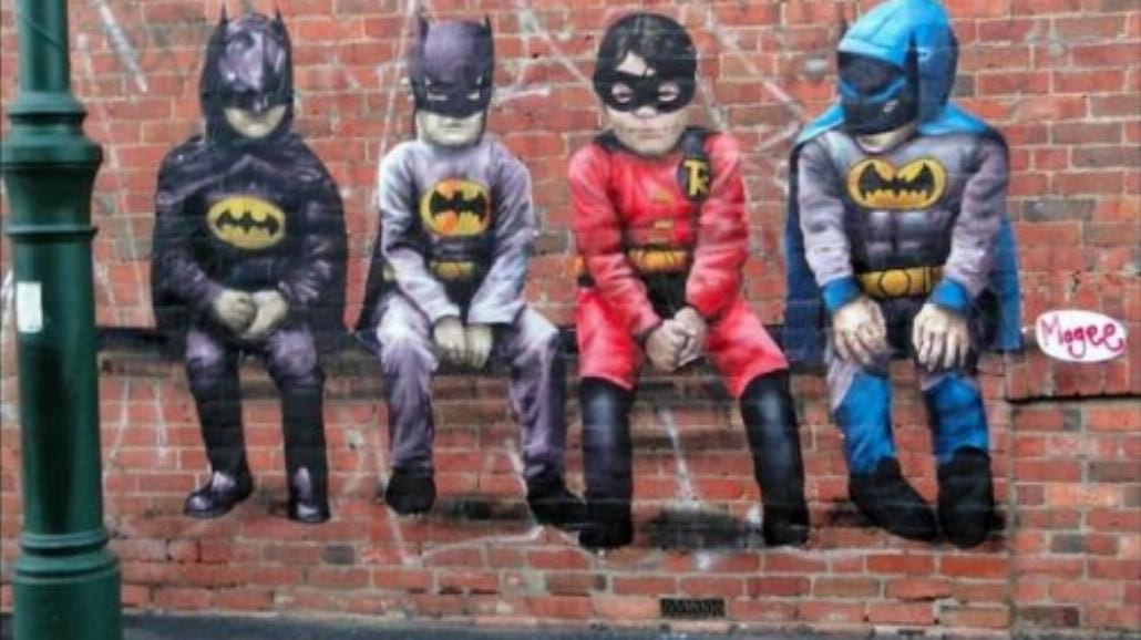 Galeria zdjęć naprawdę mocnych graffiti