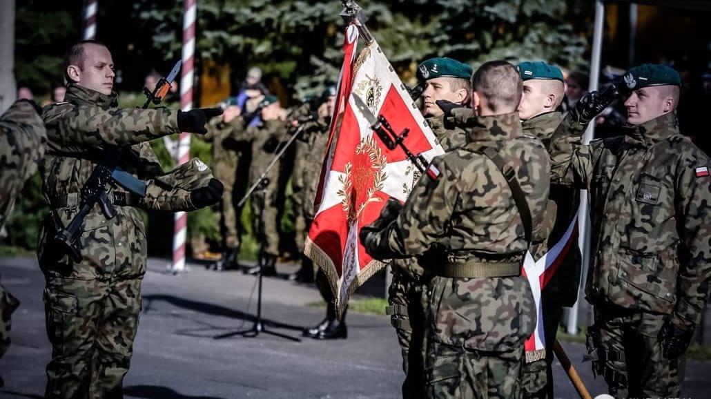 Nowi superżołnierze w Polsce. Zaprzysiężono WOT we Wrocławiu [ZDJĘCIA]
