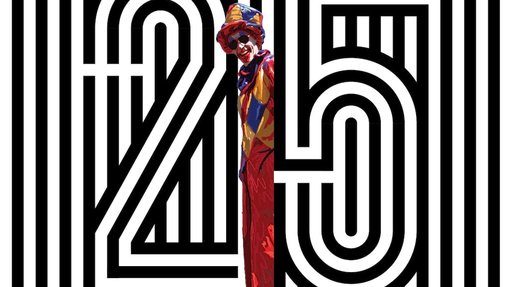 25. MiÄ™dzynarodowy Festiwal Sztuka Ulicy