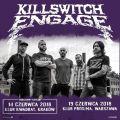 Killswitch Engage wystąpi na dwóch koncertach w Polsce. - trasa koncertowa, metalcore